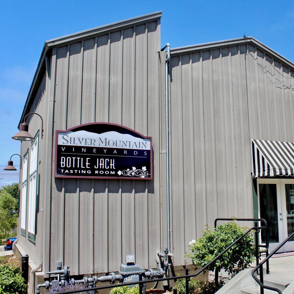 Silver Mountain Santa Cruz Tasting Room
