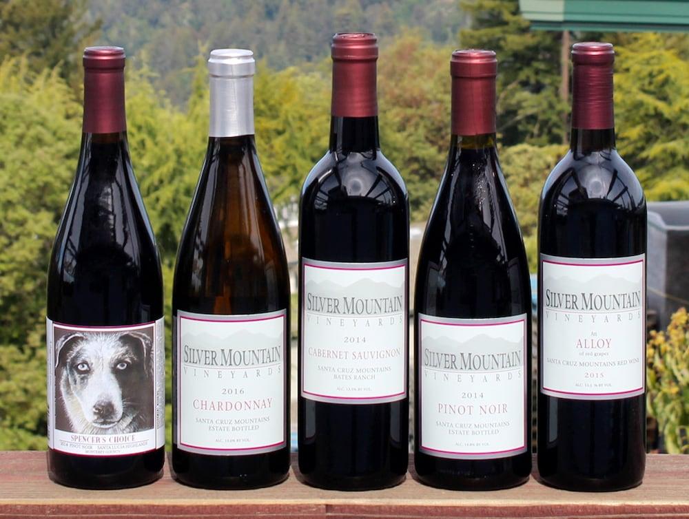 Silver Mountain Vineyards Custom Wine Club