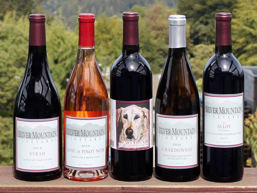 Silver Mountain Vineyards Top Flight Wine Club